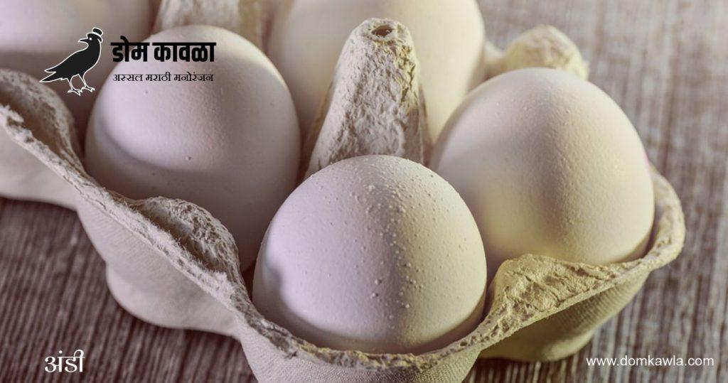 संडे हो या मंडे रोज खाओ अंडे