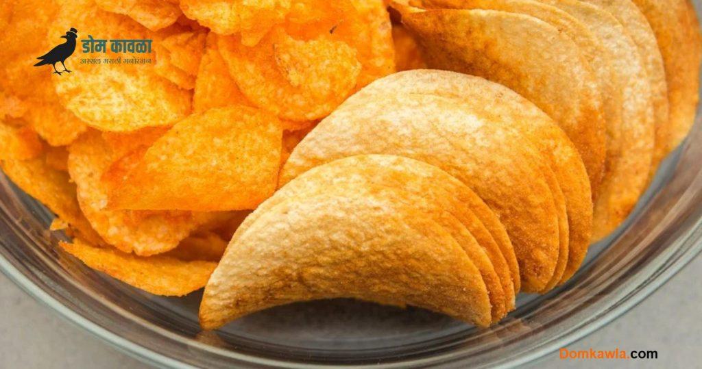 Potato Chips History
