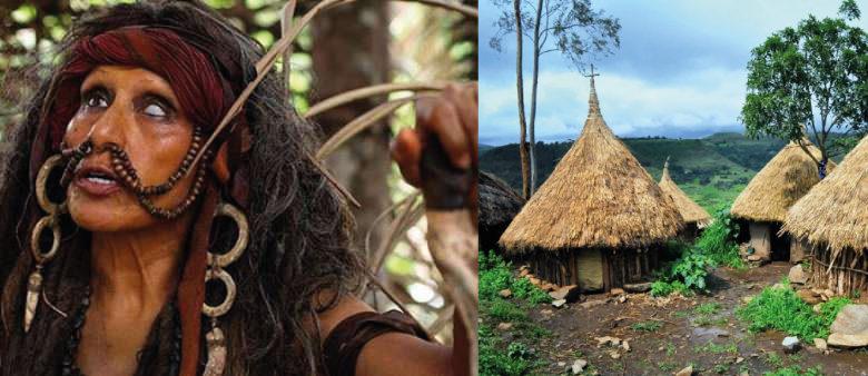Tiltepec असे एक गाव जेथे माणसेच नाही तर प्राणीही आहेत अंध